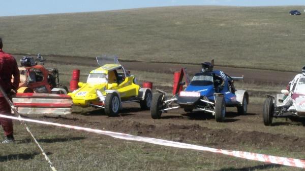 II этап чемпионата Оренбургской области по авто-кроссу Бугуруслан
